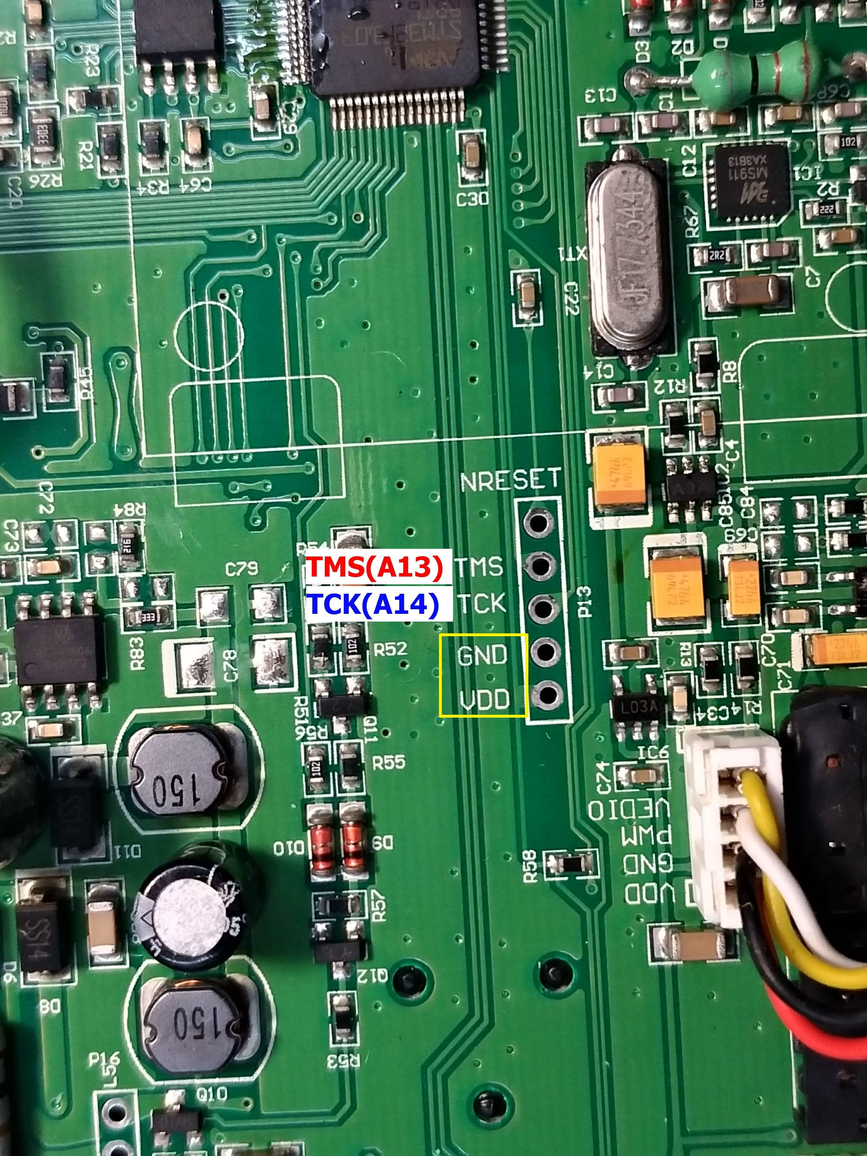 MOD-DG60-V1 for RMA Use 16bit to 24bit