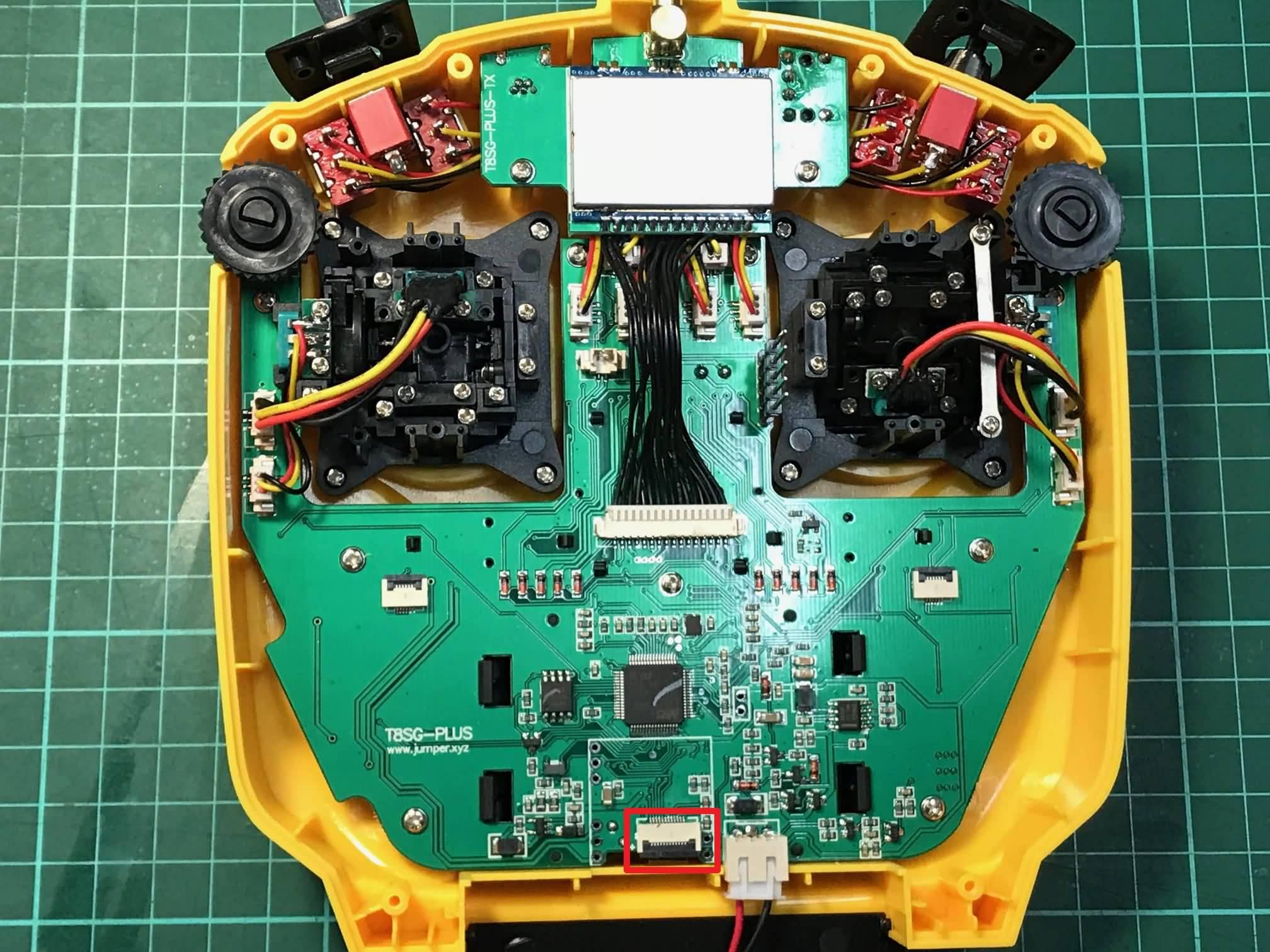 jumper t8sg v2 plus  Deviation - Jumper T8SG V2 plus transmitter - DEVIATION Forum